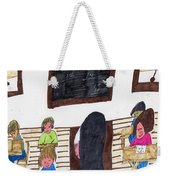 Remember When Teachers Were Nuns  Weekender Tote Bag