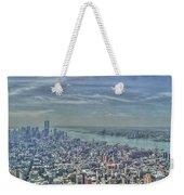 New York Remembering 9/11 Weekender Tote Bag