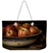 Remembering Autumn Weekender Tote Bag