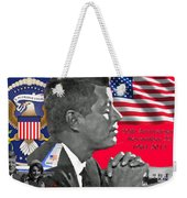 Remembering Camelot Weekender Tote Bag
