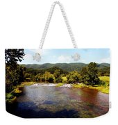 Remembering Mendota Weekender Tote Bag by Karen Wiles
