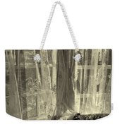 Remembering The Softness Of Your Touch Weekender Tote Bag