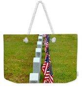 Remembering Veteran's Day Weekender Tote Bag