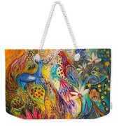 Remembering Yotvata Weekender Tote Bag