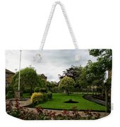 Remembrance Park - In Bakewell Town Peak District - England Weekender Tote Bag
