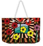 Remembrance Poppy Weekender Tote Bag
