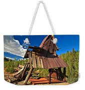 Remnants Of The Colorado Gold Rush Weekender Tote Bag