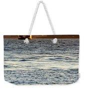 Remote Lady Liberty Weekender Tote Bag