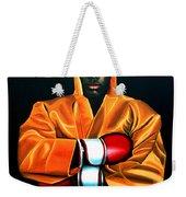 Remy Bonjasky Weekender Tote Bag by Paul Meijering