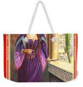 Renaissance Christmas Weekender Tote Bag