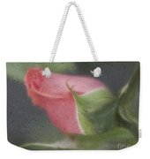 Rendition Of A Rose Weekender Tote Bag