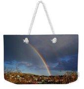 Renewed Hope Weekender Tote Bag by Nancy Pauling
