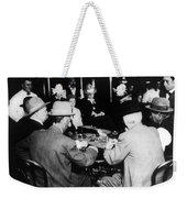 Reno Gambling, 1910 Weekender Tote Bag