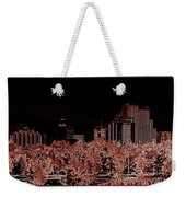 Reno Night Life Weekender Tote Bag
