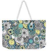 Repeat Print - Floral Burst Weekender Tote Bag