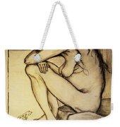 Replica Of Vincent's Drawing - Sorrow Weekender Tote Bag