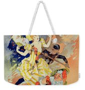 Reproduction Of A Poster Weekender Tote Bag