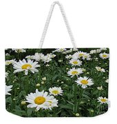Requested Daisies Weekender Tote Bag