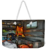 Rescue - Emergency Squad  Weekender Tote Bag