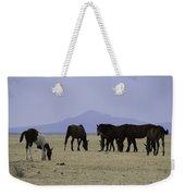 Reservation Horses 4 Weekender Tote Bag