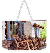 Reserved Seating Palm Springs Weekender Tote Bag