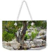 Resilient Tree Weekender Tote Bag