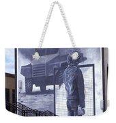 Derry Mural Resistance Weekender Tote Bag