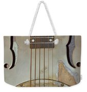 Resonator Detail Weekender Tote Bag