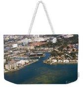 Resort City In The South Weekender Tote Bag