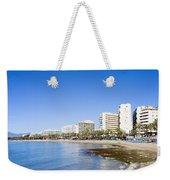 Resort City Of Marbella In Spain Weekender Tote Bag