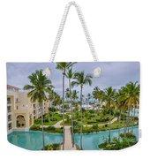 Resort In Dominican Republic Weekender Tote Bag