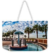 Resort Pool Weekender Tote Bag