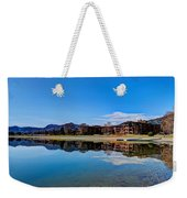 Resort Reflections 2 Weekender Tote Bag