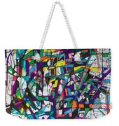 Respect For True Holiness 2 Weekender Tote Bag