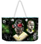 Respect The Chemistry Weekender Tote Bag