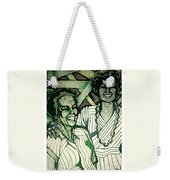 Respect Your Heritage Weekender Tote Bag
