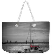 Rest Day B/w Weekender Tote Bag by Marvin Spates