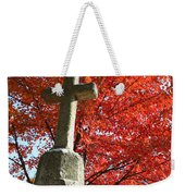 Rest In Peace Weekender Tote Bag
