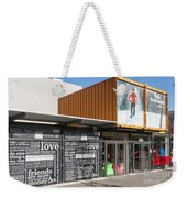 Restart Container Stores Weekender Tote Bag