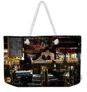 Restaurant In Montmartre Weekender Tote Bag