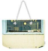 Restaurant Window Weekender Tote Bag