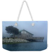 Restaurant With A Foggy View Weekender Tote Bag