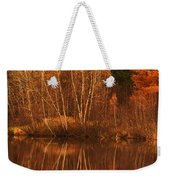 Restes D'automne Weekender Tote Bag by Aimelle