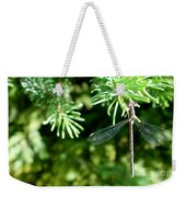 Resting For A Moment Weekender Tote Bag