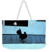 Resting On The Porch  Weekender Tote Bag