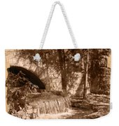 Resting Place - Digital Charcoal Drawing Weekender Tote Bag