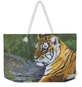 Resting Place - Tiger Cub Weekender Tote Bag