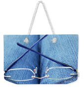 Resting The Eyes Weekender Tote Bag