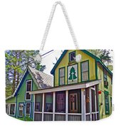 Resurrected In Asbury Grove In South Hamilton-massachusetts Weekender Tote Bag
