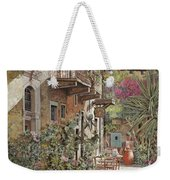 Rethimnon-crete-greece Weekender Tote Bag